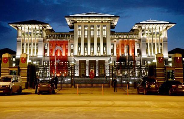 Mimarlardan Ak Saray'ı  AİHM'e taşıma kararı!