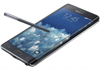 Galaxy Note Edge Türkiye'ye geliyor