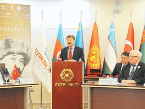 Kazak-Kırgız'ın arası iki gözün akı-karası