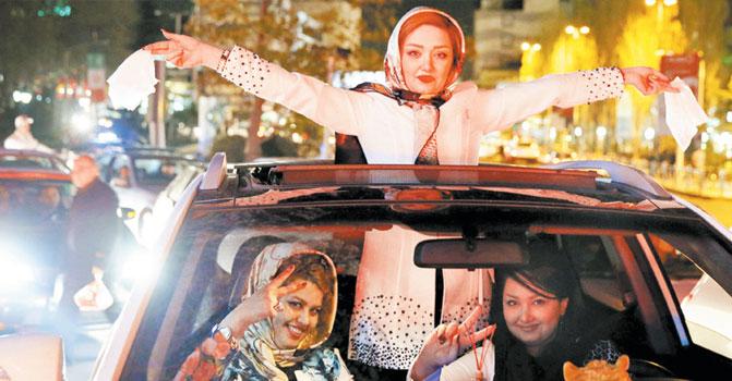 İran Orta Doğu'da ipleri ele geçiriyor