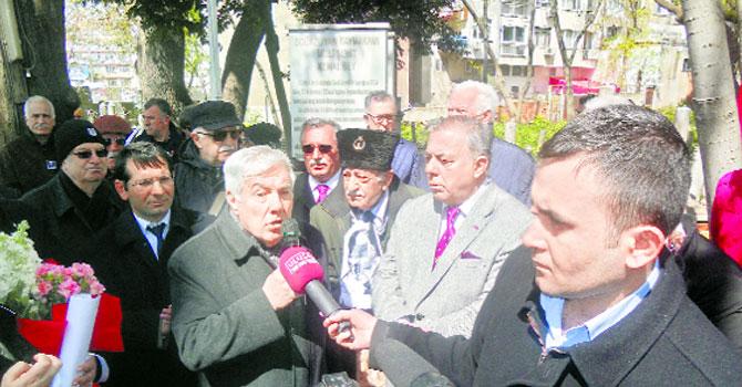 Milli şehit Kemal Bey dualarla yâd edildi