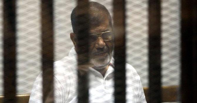 BM'den Muhammed Mursi raporu