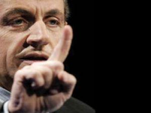 Sarkozy İrana sert çıktı