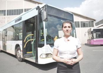 Bu otobüs güneş enerjisiyle çalışacak