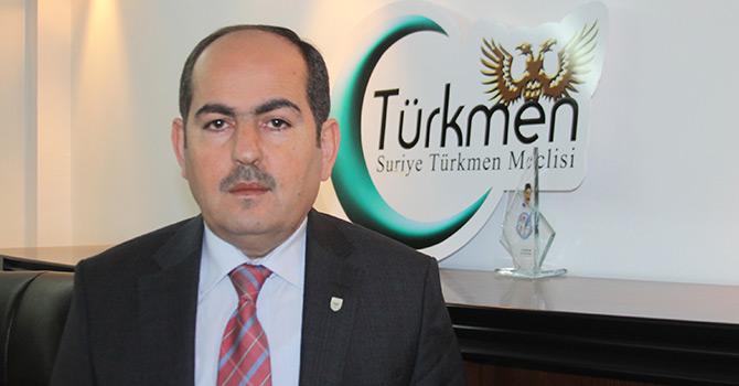 'Türkmenler her taraftan saldırı altında'
