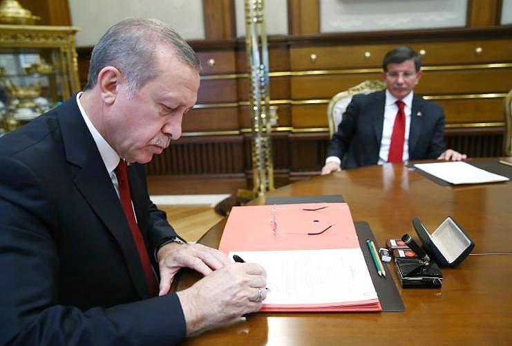 Cumhurbaşkanı Erdoğan 64. Hükümeti onayladı
