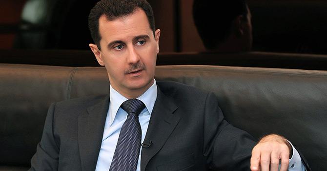 Suriye lideri: PYD'ye silah gönderdik