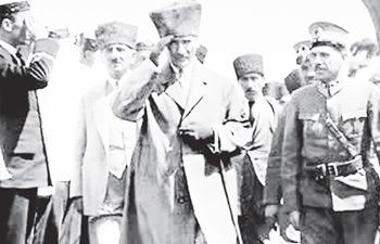 ATATÜRK'ÜN İLK MECLİSİ -3-