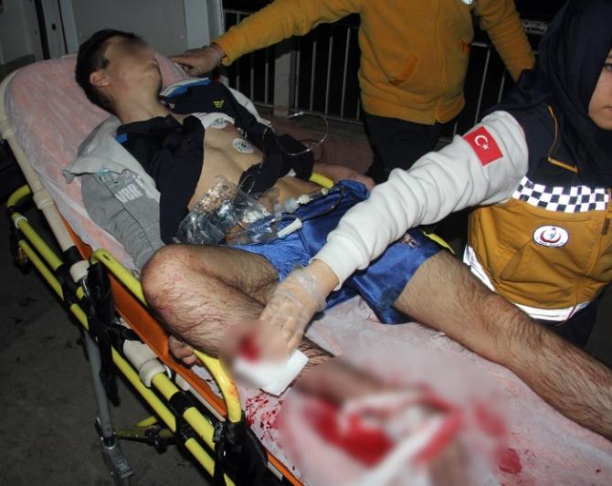 16 yaşındaki bombacı teröristi polis kurtardı