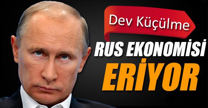 Rus Ekonomisinde Tehlike Çanları