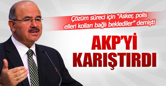 Hüseyin Çelik'in sözleri AKP'yi karıştırdı!