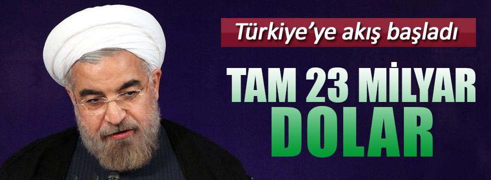 İran'dan Türkiye'ye dev yatırım