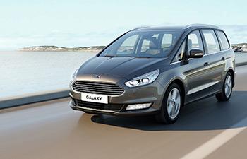 Ford'un 7 kişilik modelleri Türkiye'de