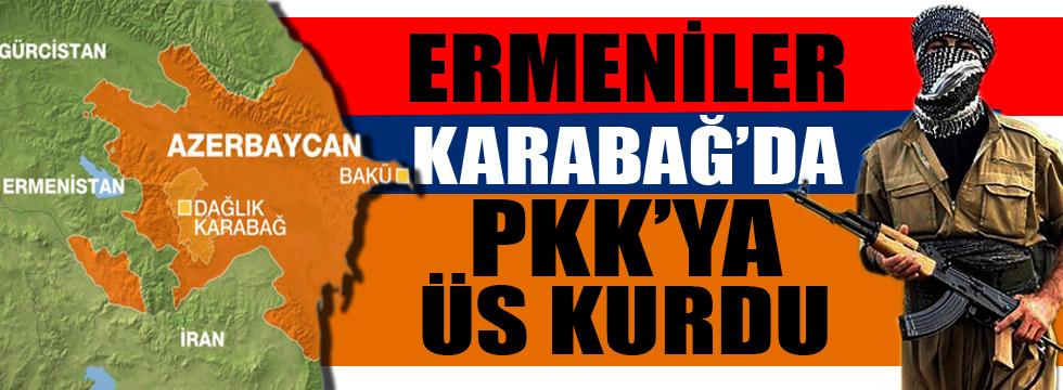 Dağlıq Qarabağ bölgəsinə, erməni tərəfinə kömək üçün PKK terror təşkilatının ile ilgili görsel sonucu