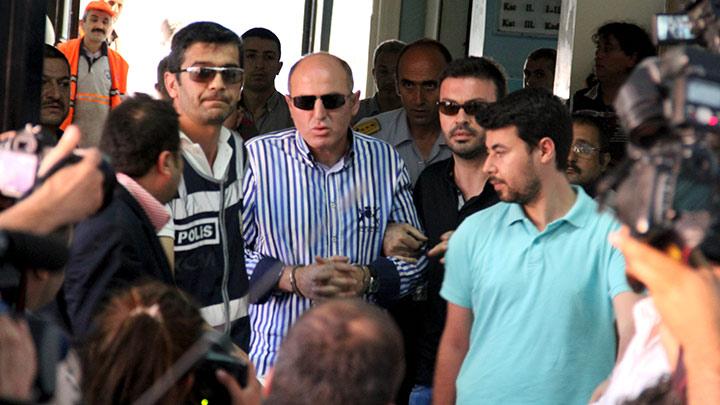 Erdoğan için olmadık risklere giren polis müdürü!