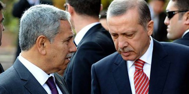 Erdoğan, Bülent Arınç'la görüştü