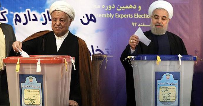 İran seçimlerinde son durum