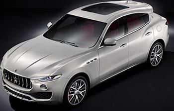 Maserati'nin Levante modeli Cenevre'de boy gösteriyor!