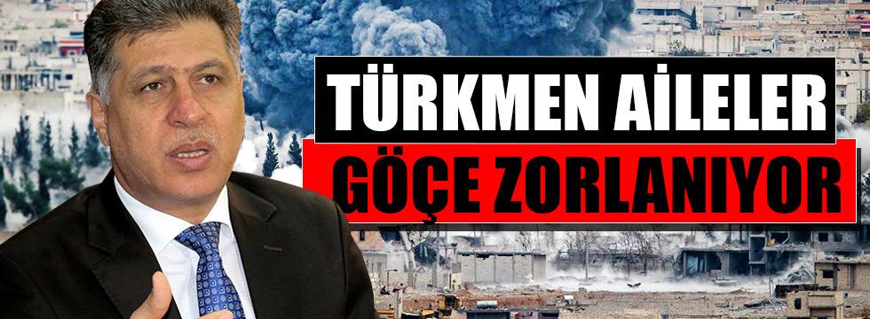 Erşet Salihi: Türkmenler göçe zorlanıyor