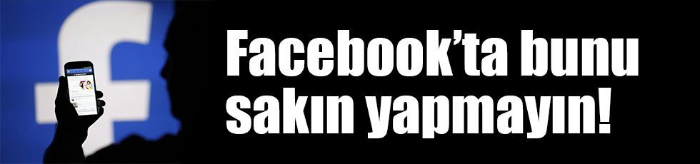 Facebook'ta sahte hesap açmak artık suç