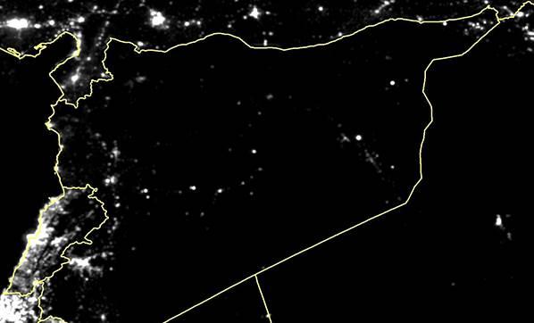 Suriye'nin tamamında büyük şok!