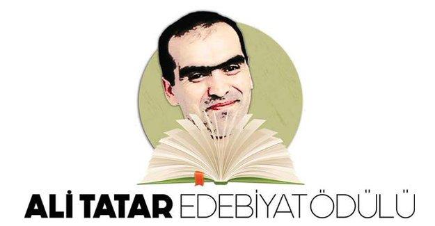 İşte Ali Tatar Edebiyat Ödülü'nün ilk sahibi...