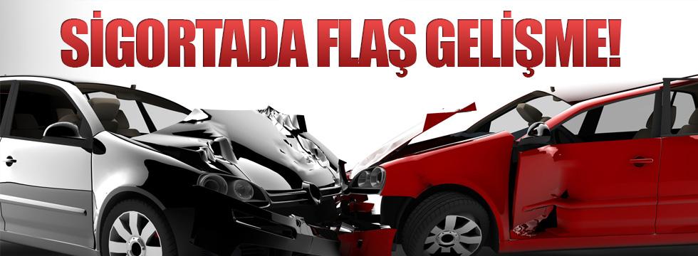 Zorunlu trafik sigortasına ilişkin düzenleme Başbakanlık'ta