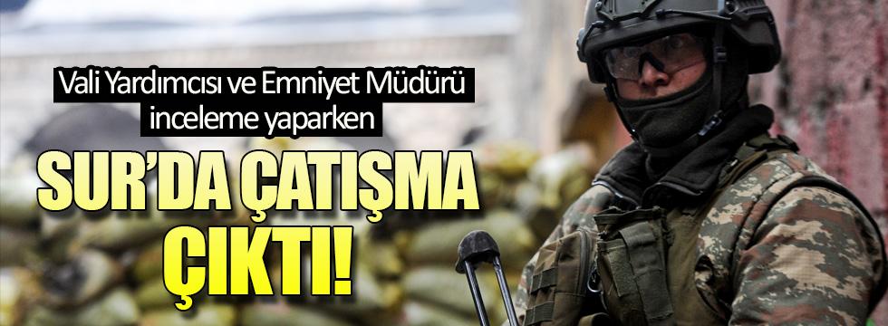 Diyarbakır Emniyet Müdürü'ne silahlı saldırı!
