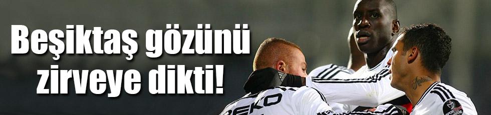 Beşiktaş, Rizespor deplasmanında galibiyet arayacak
