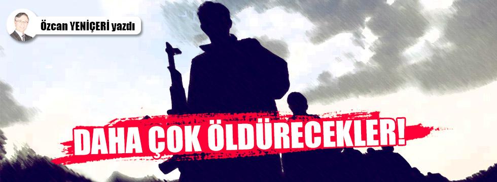 Türkiye'ye karşı terörde birleşenler