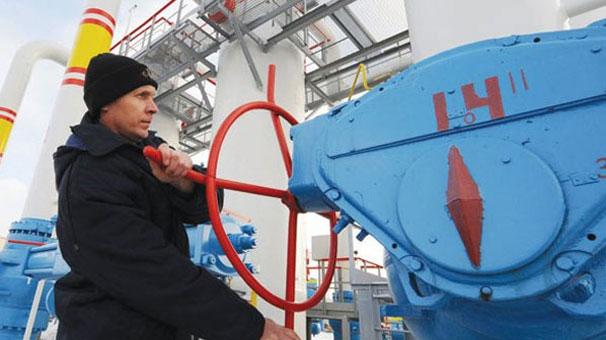 Rus gazında flaş gelişme!