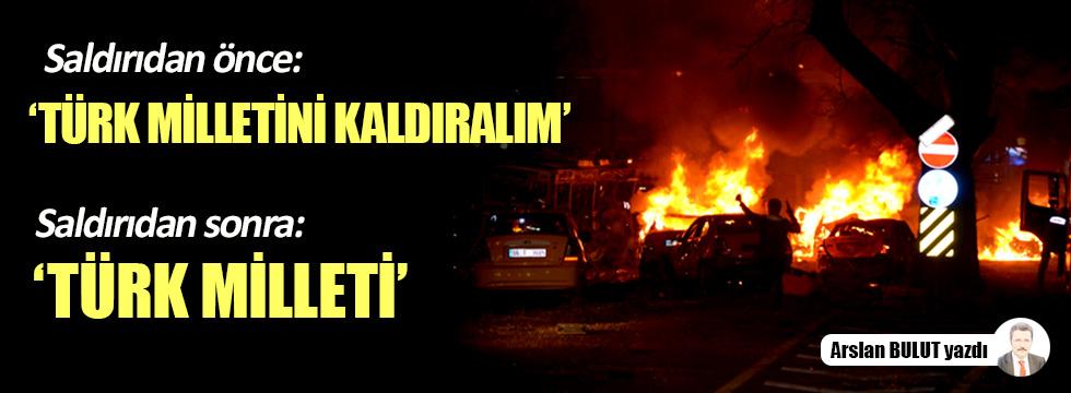 Terörün tanımı ve çözüm süreci!