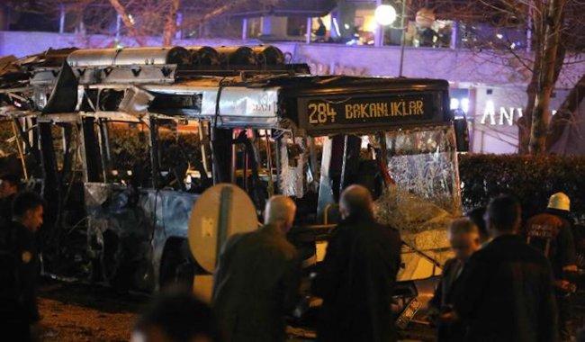 Ankara'daki patlamadan acı haber