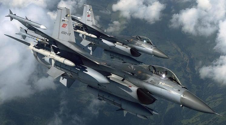TSK açıkladı: 27 hedef imha edildi