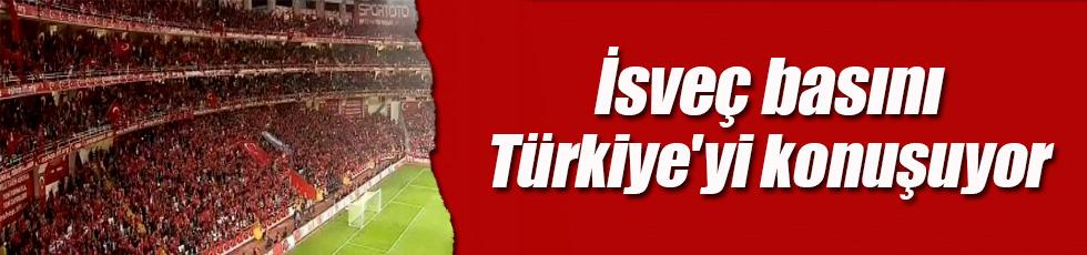 İsveç basını Türkiye'yi konuşuyor