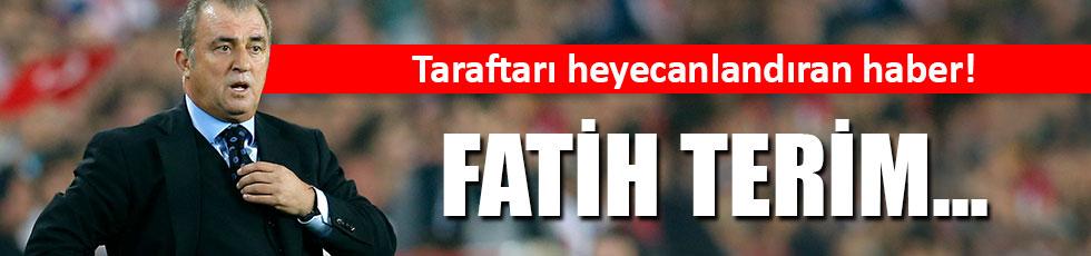 Galatasaraylıları heyecanlandıran haber