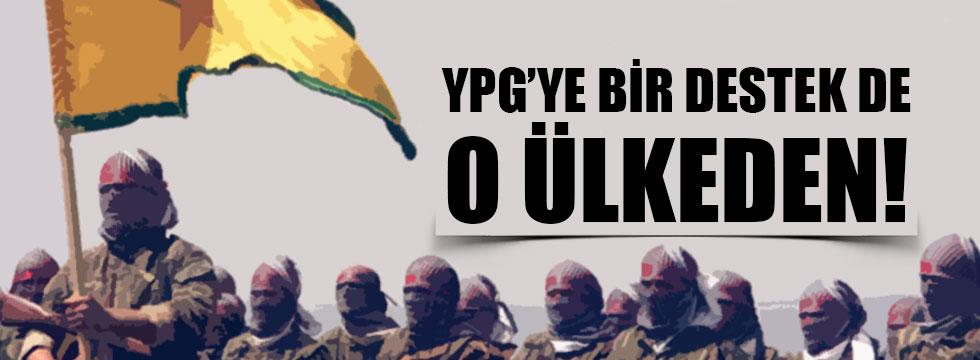 YPG'ye Çek Cumhuriyet'inden destek geldi