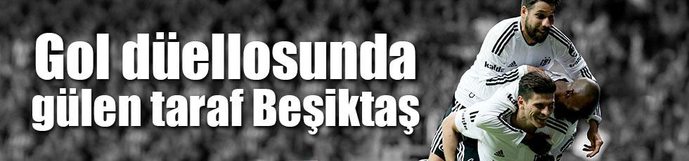 Beşiktaş'tan galibiyetli açılış
