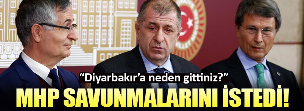 MHP'de Diyarbakır krizi!
