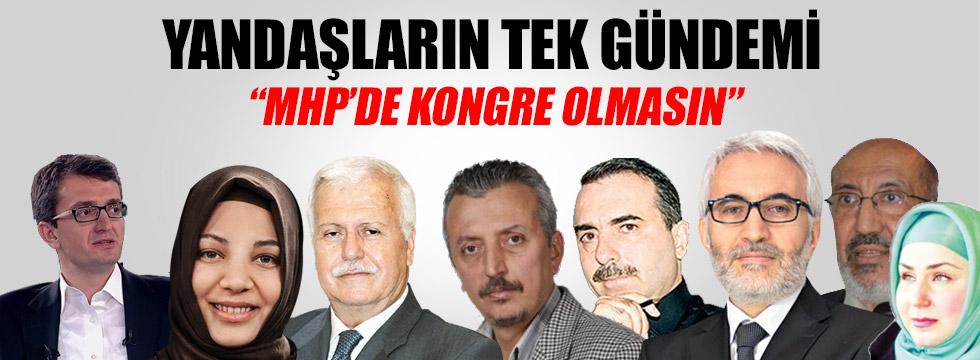 Yandaşların MHP yazıları tepki çekiyor