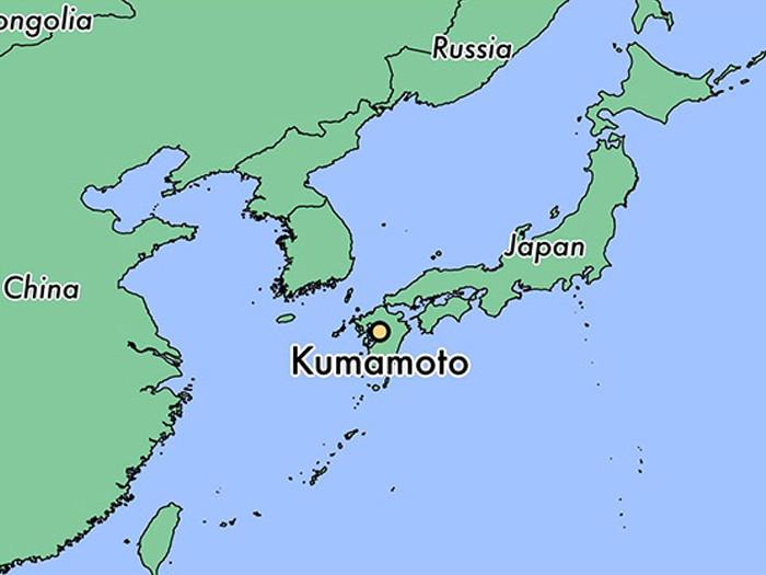 Japonya'da 6.2 büyüklüğünde deprem!