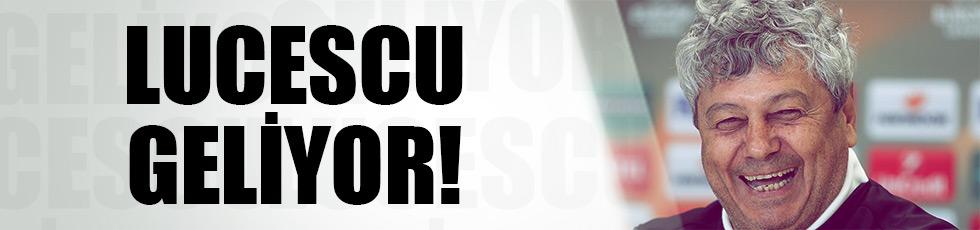 Lucescu Trabzonspor ile anlaştı