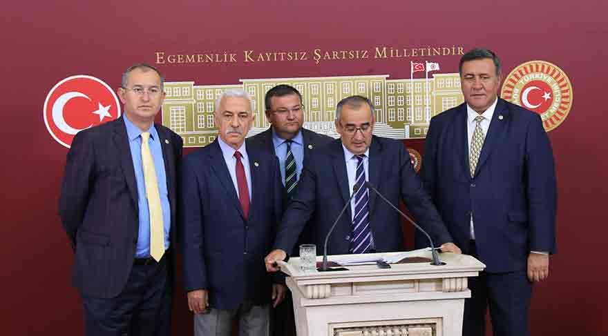 Meclis'te Soma isyanı!