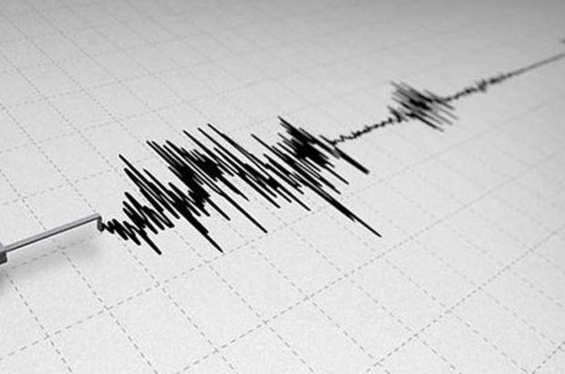 Afyon'da deprem