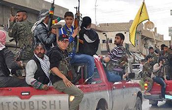 PYD, Türkmen mahallelerine girdi!