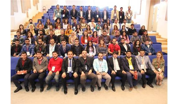 Ankara'da 4. Türk Dünyası Birlik Kurultayı gerçekleştirildi