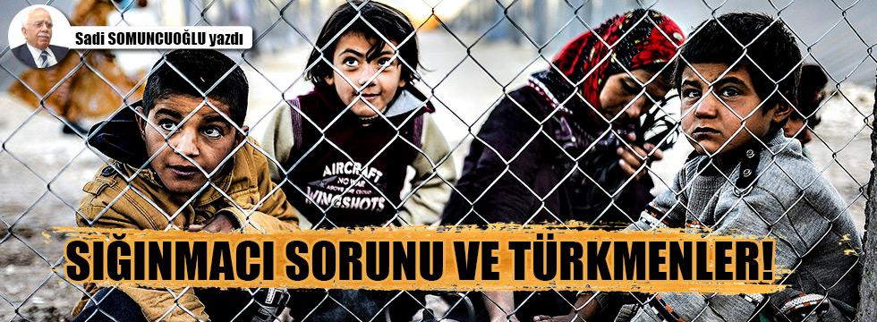Sığınmacı sorunu ve Türkmenler