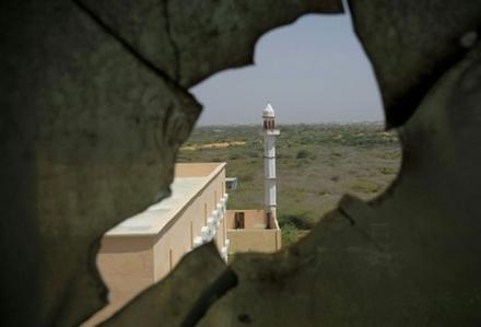 Cami inşaatı çöktü!..