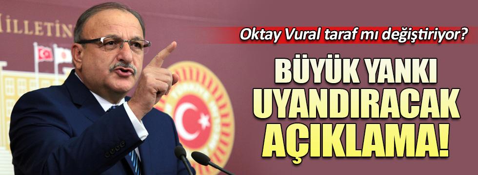 MHP'li Oktay Vural'dan büyük yankı uyandıracak açıklama