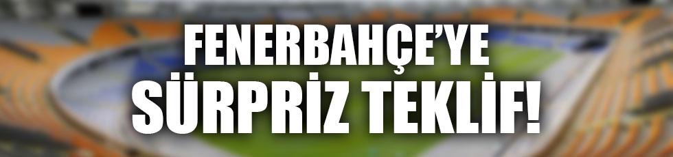 Fenerbahçeli taraftara stad müjdesi
